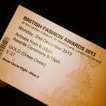 British fashion awards 2013, propriété intellectuelle dans la mode, Rihanna, droits de propriété intellectuelle, mode, luxe