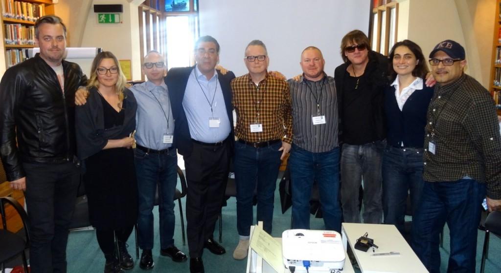 London Sync Summit 2015, Sommet de la synchronisation à Londres