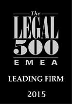 Legal 500, Crefovi