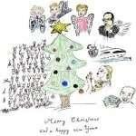Newsletter Crefovi de Noël, Crefovi, Noël