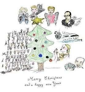 Newsletter Crefovi de Noël, Crefovi, Noël, Newsletter Crefovi de Noël