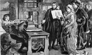 droit d'auteur dans le secteur de l'édition de livres